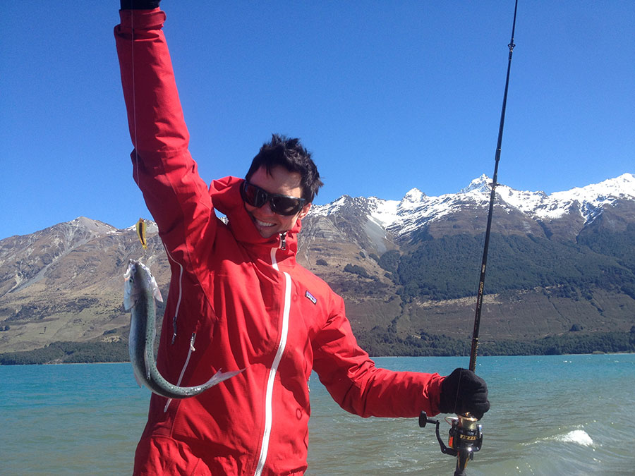 Learn to Fish, Queenstown