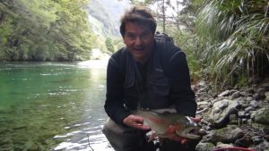 Spin, fishing, NZ