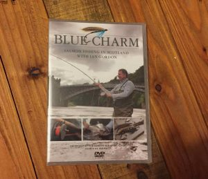 Blue Charm DVD, Spey Fishing, Scotland, River Talk Guiding NZ