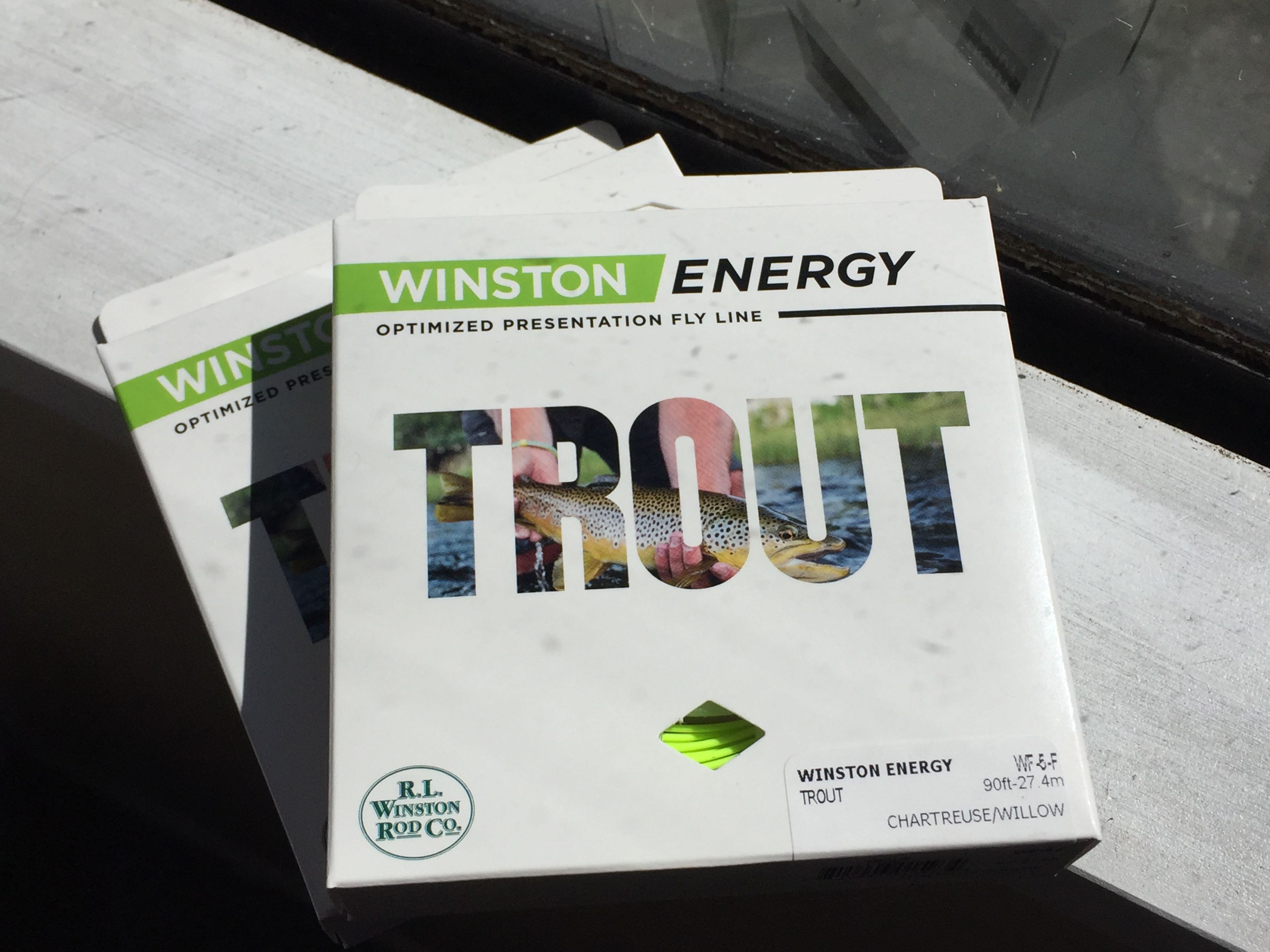 R.L Winston Energy Line Review