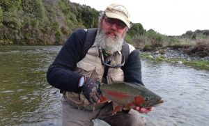 Wine, Rainbow, trout, NZ