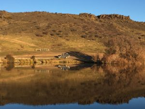 Otago, NZ, Gold, Tarn