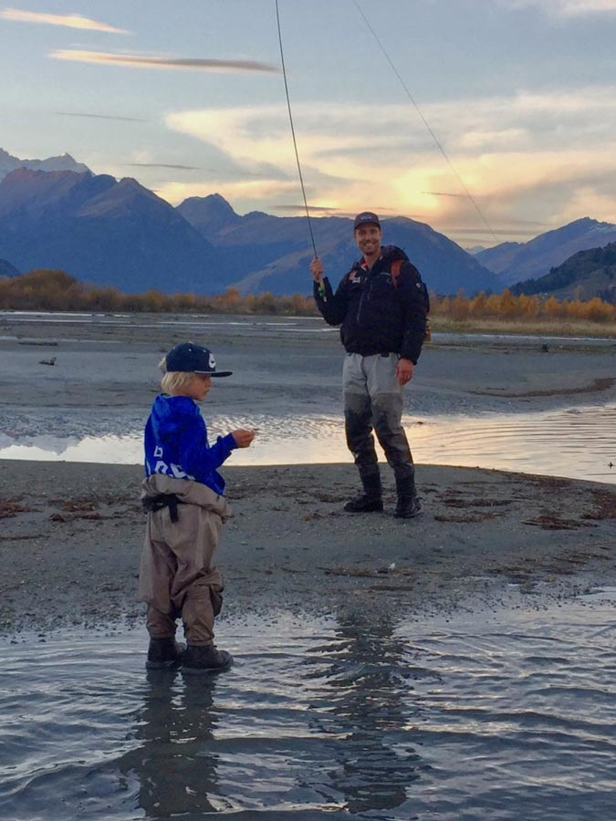 Queenstown Fishing Guided Fishing